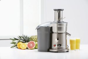 Breville Juice Extractor With Fruit
